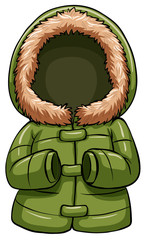 Green body warmer