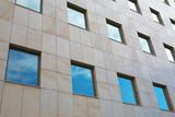 Abstrakcyjna nowoczesna architektura - 79617921