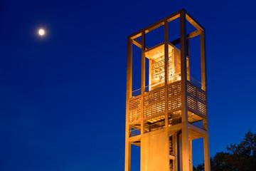 netherlands carillon in Arlington Virginia friendship