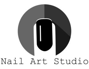 Black nail icon