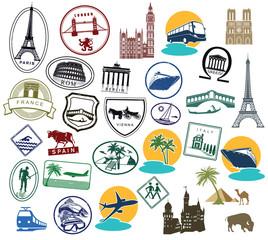 Europa Aufkleber und Sticker