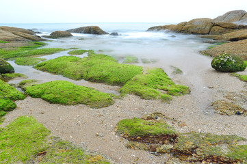 sea long exposure