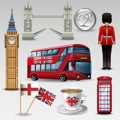 Great Britain set