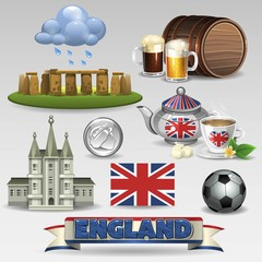 Great Britain set 4