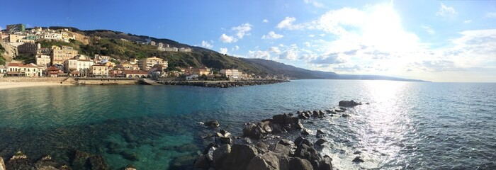 Pizzo Calabro panoramica Calabria turismo Italia