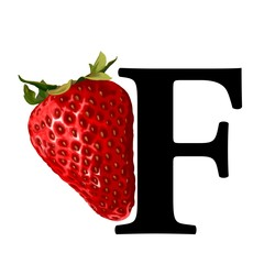 F di fragola