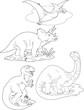 dinosaurs - 79630511