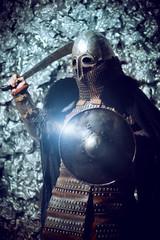 metallic man