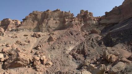 Canyon Walls