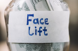 Money for  facelift poster