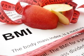 Body mass index BMI