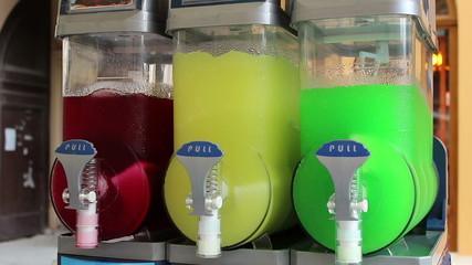 Granita Juice Machine