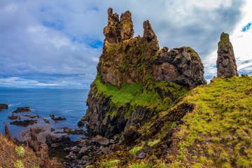 Picturesque Atlantic coast