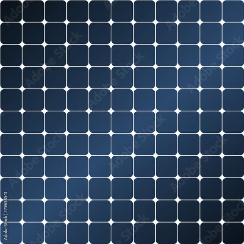Solar panel glossy - seamless tileable