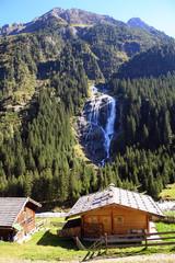 Austria,valle dello Stubai.