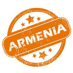 Armenia grunge icon