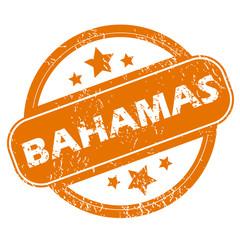 Bahamas grunge icon