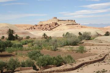 Site touristique Maroc Aït Ben Haddou 5