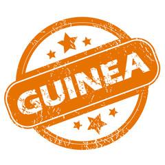 Guinea grunge icon