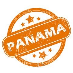 Panama grunge icon