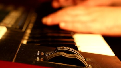 Music Keyboard Modulator