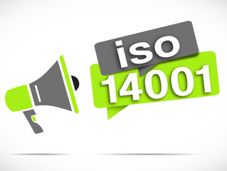 mégaphone : ISO 14001