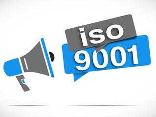 mégaphone : ISO 9001
