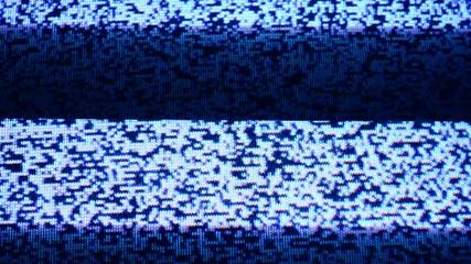 No Antena TV with Stripes