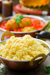 couscous.in copper east drinking bowl