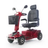 motorized mobility scooter fot elderly people - 79647337
