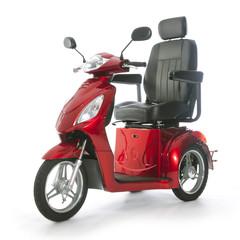 motorized mobility scooter fot elderly people