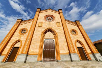 villa cortese italy   church  varese  the old door entrance and