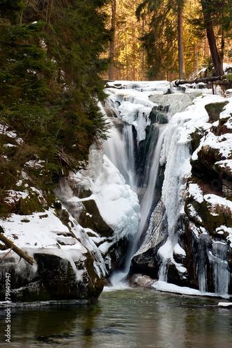 waterfall Szklarka - 79649947