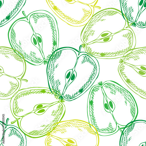 Papiers peints Artificiel seamless pattern
