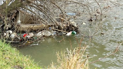 River Garbage Pollution