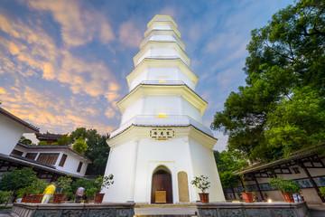 White Pagoda of Fuzhou, China