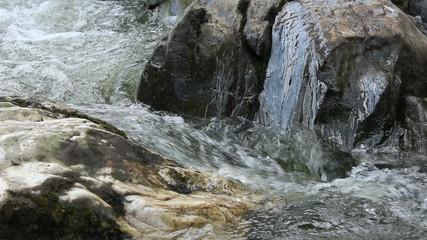 River Rapids Close Up
