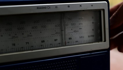 Search for Radio Stations
