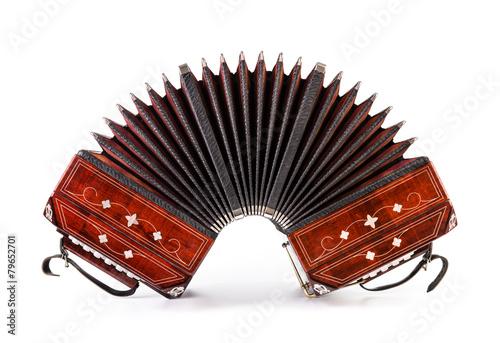 Bandoneon, tango instrument - 79652701