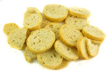 Crostini per minestra