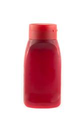 Barattolo rosso per ketchup