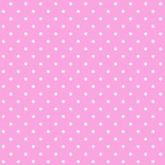 pinker Hintergrund punktiert