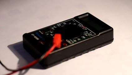 Using Electricity Multimeter
