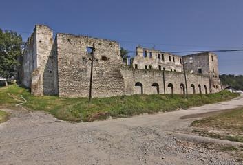 Замок Гольских XVII столетие