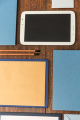 Tablet and office stationery