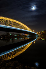 Troja Bridge in Prague