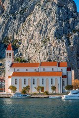 Church in Omis