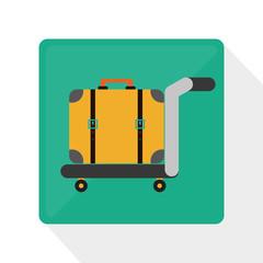 Bags design, vector illustration.