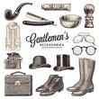 collection of gentlemen's accessories - 79666122