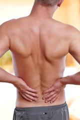 Schmerzen in der Lendenwirbelsäule